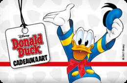 Donald Duck Cadeaukaart