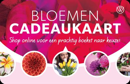 Bloemen Cadeaukaart
