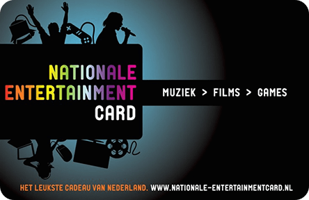 Nationale EntertainmentCard