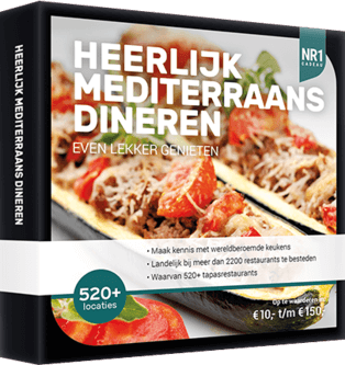Heerlijk mediterraans dineren